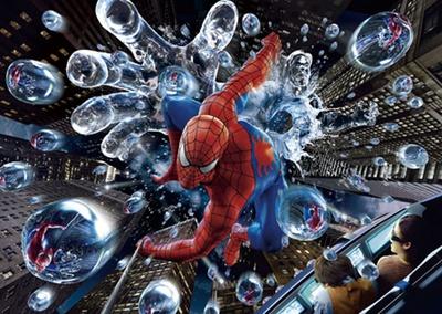 「アメージング・アドベンチャー・オブ・スパイダーマン・ザ・ライド・4K3D」/ユニバーサル・スタジオ・ジャパン