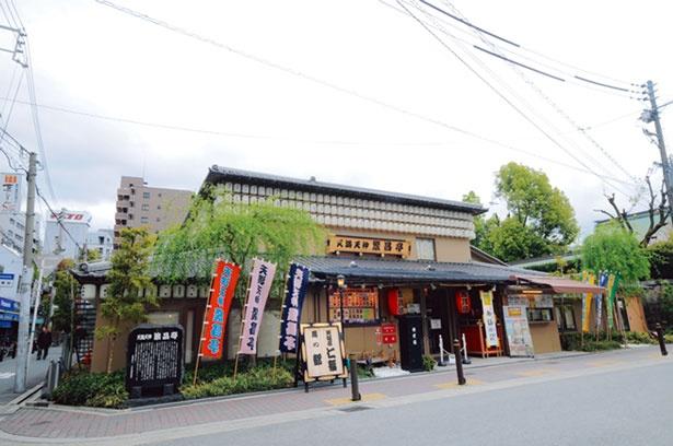 2006年のオープン以来、上方落語を中心に連日開催/天満天神繁昌亭