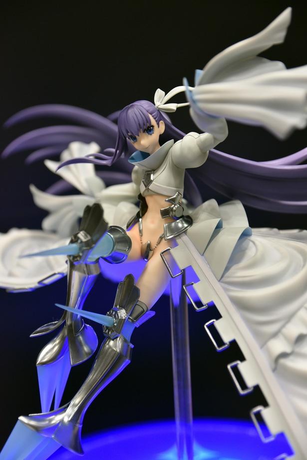 ワンダーフェスティバル2018[冬]「FGO」フィギュアレポート!等身大マシュも登場!!