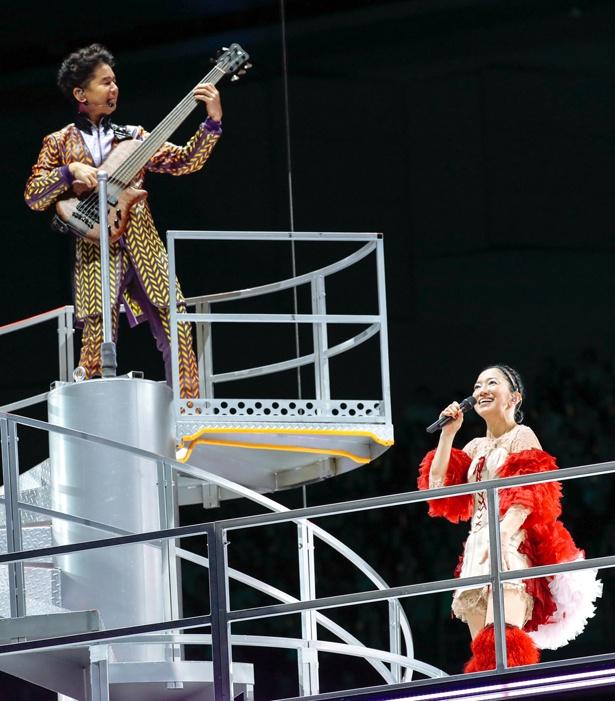 「かんぽ生命 presents DREAMS COME TRUE CONCERT TOUR 2017/2018 -THE DREAM QUEST-」横浜アリーナ公演の放送が決定
