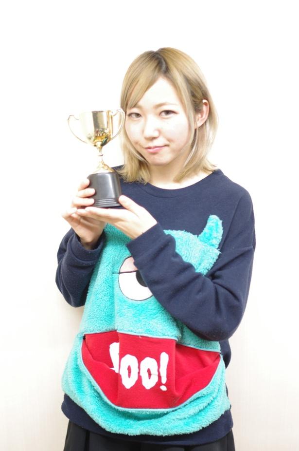 『ぞくり。怪談夜話』シリーズ主演女優オーディションの緊急SP番組でMVPを獲得したいぐち巳智