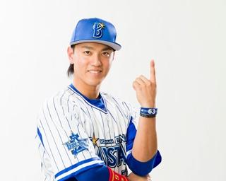 """""""野球LOVE♥""""なハマの王子様"""