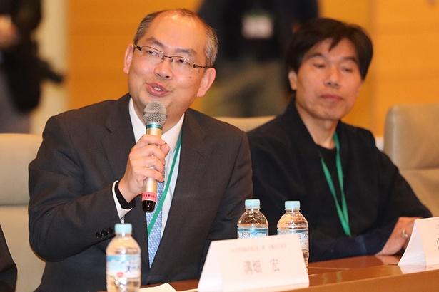 三重大学人文学部教授の山田雄司氏。三重大学は2018年度から大学院で「忍者・忍術学」を導入することでも話題に