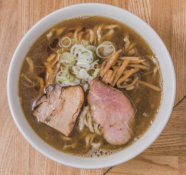 東京 中央区で食べたいラーメン5選