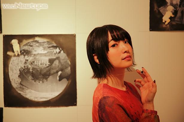 上田麗奈フォトコラム・街と人のそばにあるアートスペースで