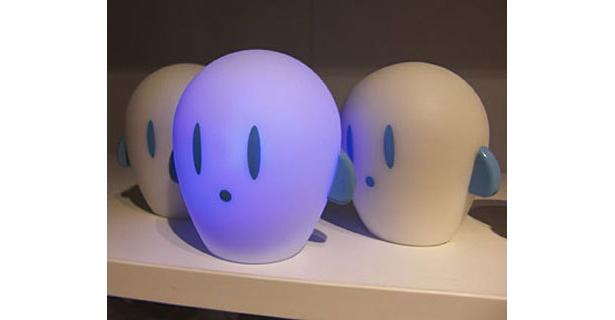 おばけの頭が点灯するライトは2290円