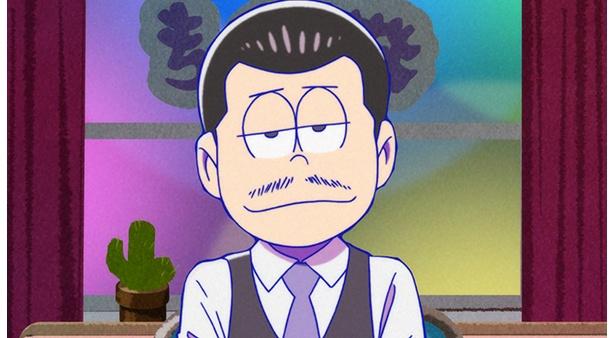 「おそ松さん 第2期」第21話の先行カットが到着。6つ子に手を焼く松代と松造の元に現れたのは…?