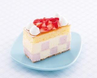 「シュークレール」では、シンプルな中に素材の味や香りが生きたケーキが評判
