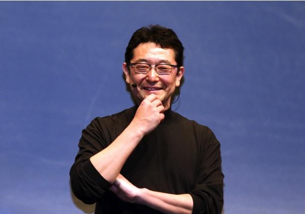 稲田秀樹プロデューサー
