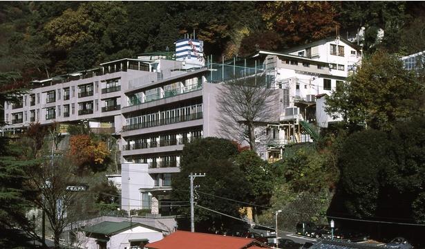 大滝ホテルの外観