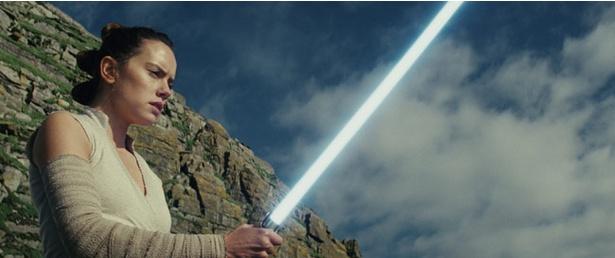『スター・ウォーズ/最後のジェダイ』は3月8日(木)で上映が終了となる