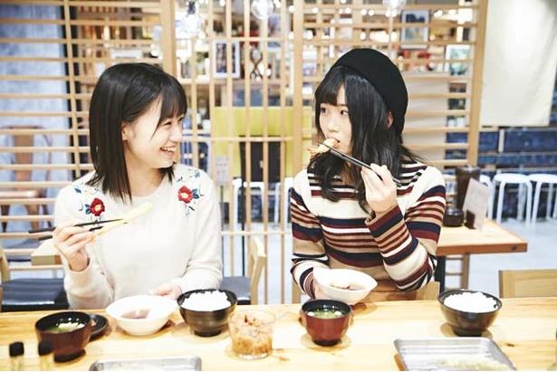 揚げたての天ぷらっておいしいね!