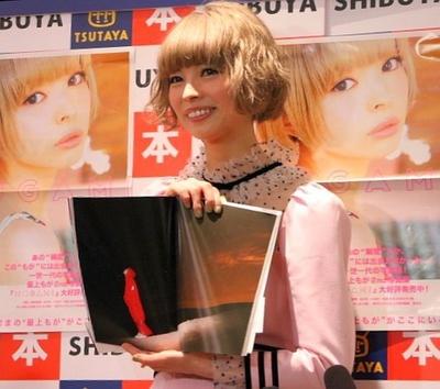 最上もが、2nd写真集「MOGAMI」発売記念イベント画像 6/10