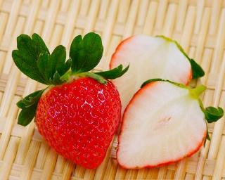めずらしい桜色や白イチゴも!九州で出合える注目品種7選