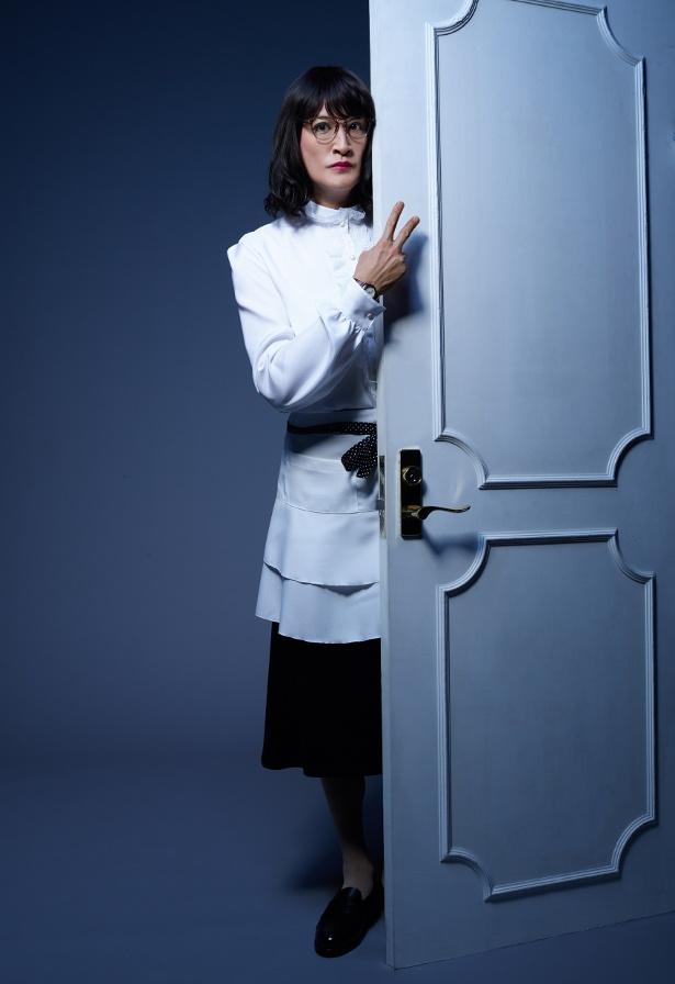 「家政夫のミタゾノ」で主人公・三田園薫を演じる松岡昌宏
