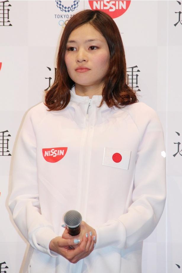 現在、早稲田大学生の才藤歩夢選手。今後の活躍が期待される