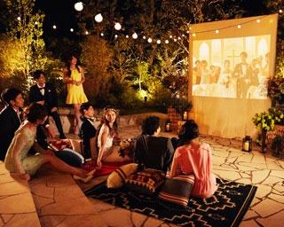 非日常的な空間で体験する、新感覚の映画イベント