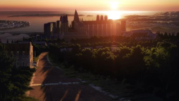 中世を思わせるファンタジーな世界観