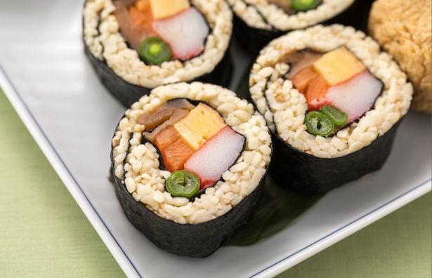 【写真】「大豆米」の外見は一般的なお米に近い
