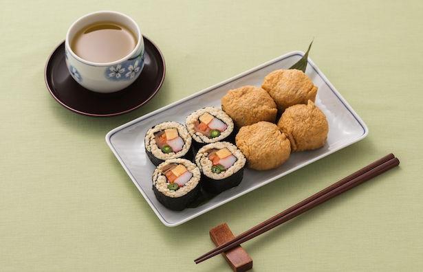 8個入り(いなり寿司×4・のり巻き×4)