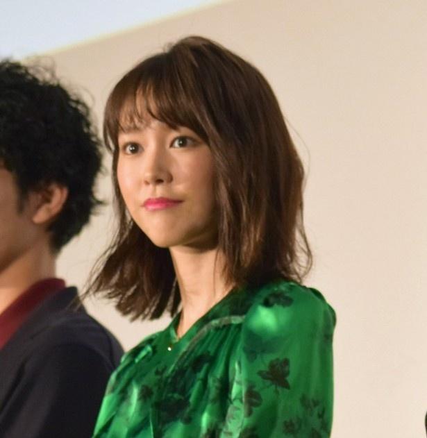 映画「リベンジgirl」の好演も記憶に新しい桐谷美玲