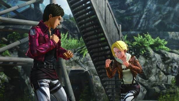 ゲーム『進撃の巨人2』勝利を刻め、エレンたちとともに巨人を駆逐せよ!