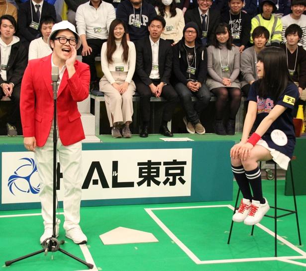 吉川七瀬の希望する設定は「お笑いライブのネタの最中」