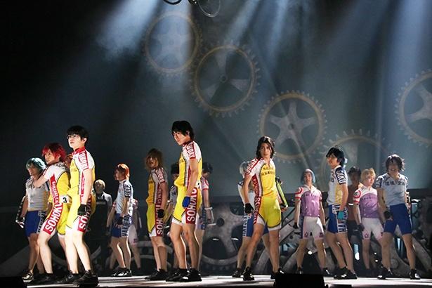 【写真を見る】小野田らが2年になった夏のインターハイ2日目が今回の軸に