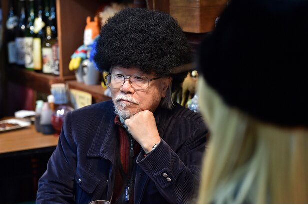 漫画家・松本零士が「99.9―」にゲスト出演