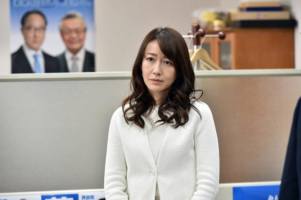 【写真を見る】森口瑤子は藤堂の妻・京子を演じる