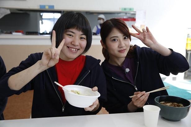 乃木坂メンバーが書道パフォーマンスに挑戦!