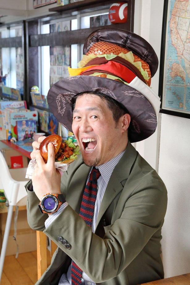 ハンバーガー食べ歩き暦15年。西日本ハンバーガー協会の薮も太鼓判のうまさ!