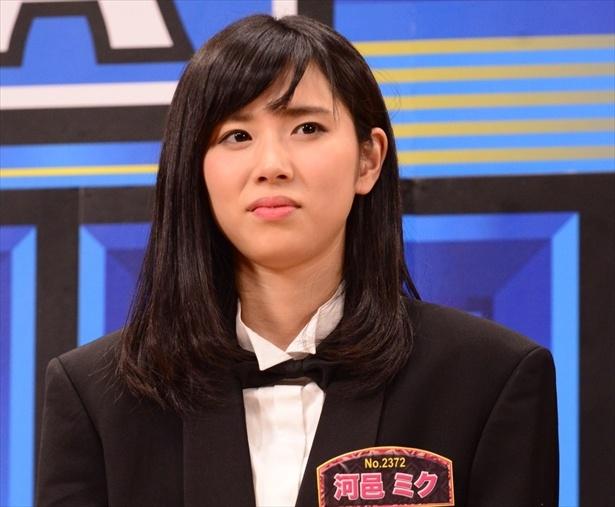 史上最年少での「R-1ぐらんぷり」決勝進出を決めた河邑ミクにインタビュー!