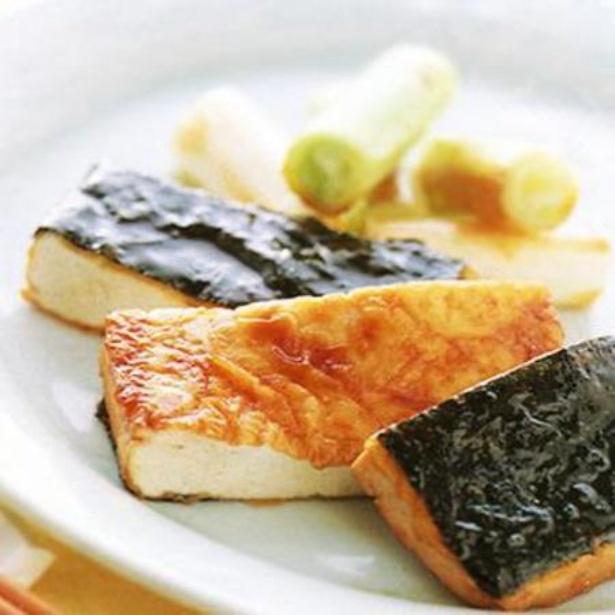【関連レシピ】豆腐のかば焼き
