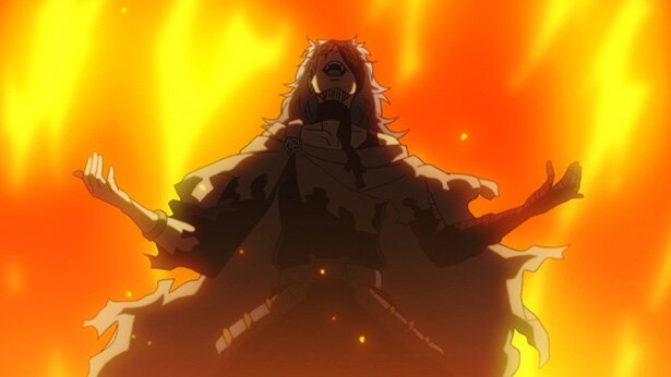 「ブラッククローバー」第22話の先行カットが到着。王都襲撃の報せを受けて飛び出したが…