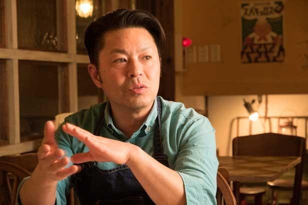 承認制Facebookグループ「口癖はカレー」主宰の三嶋達也氏