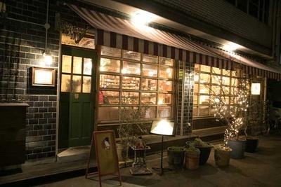 「ニッポンカリー 水曜日のオルタナ。」はカフェを間借りしている