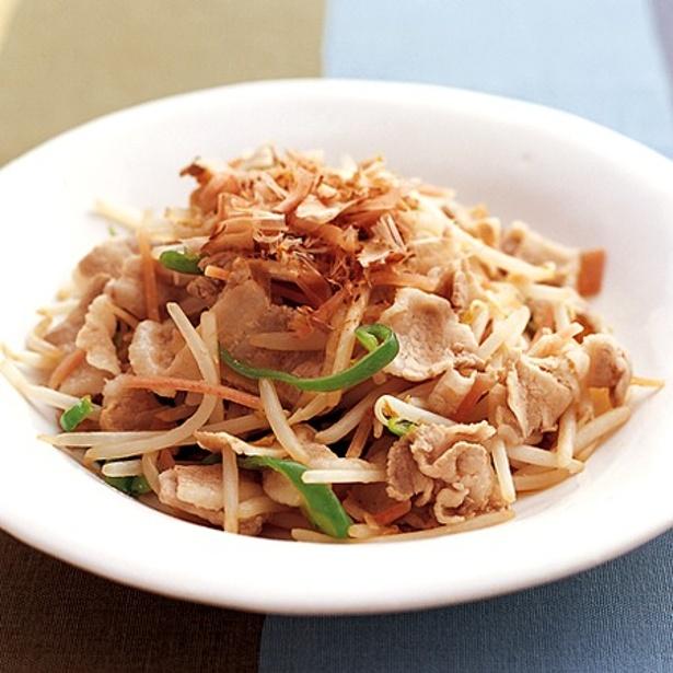 関連レシピ:豚肉ともやしのチャンプルー