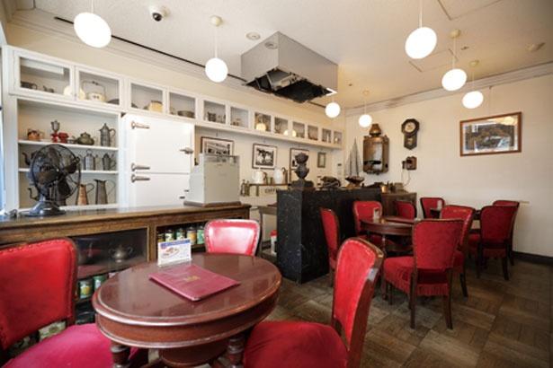 1940(昭和15)年に喫茶店を開業/イノダコーヒ本店