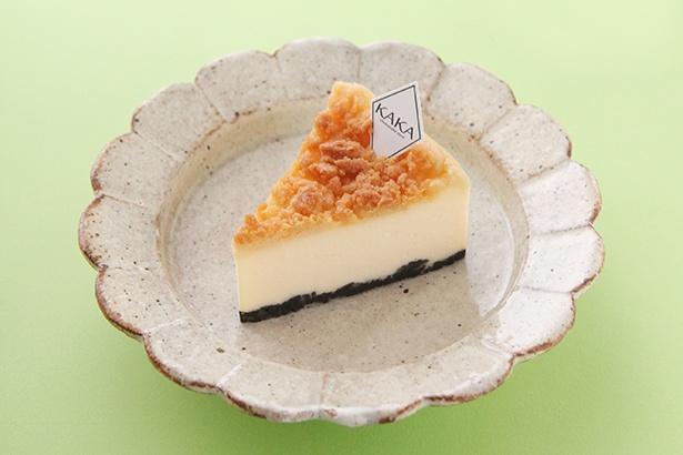 ケーキ kaka チーズ
