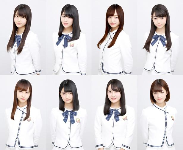 乃木坂46 3期生8人が出演する舞台「星の王女さま」の上演が決定