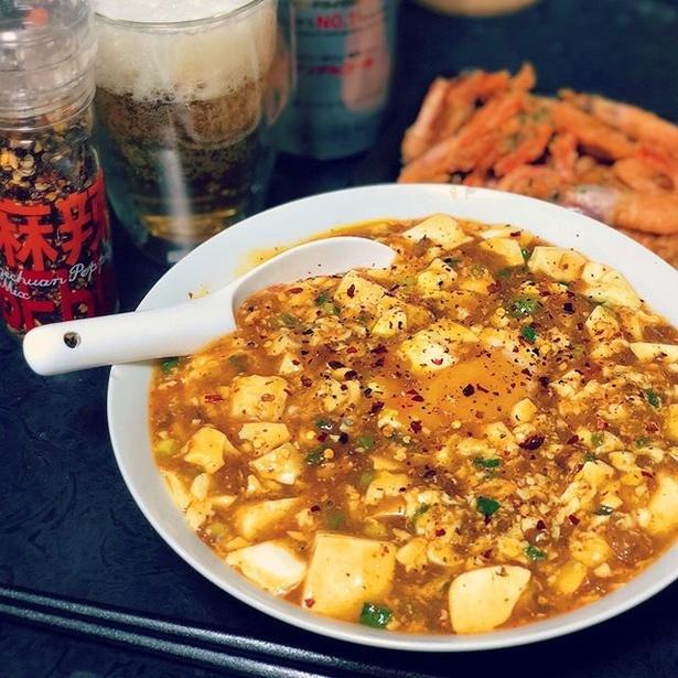 【写真を見る】コンビニの麻婆豆腐も本場四川風の味わいに