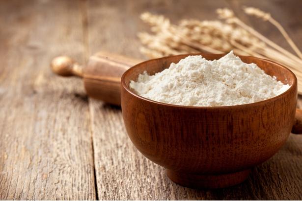 【写真】小麦粉が油を吸着してペースト状に!