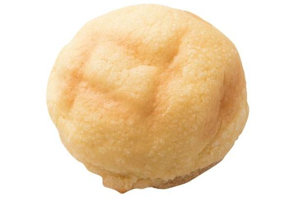「琥珀バターのメロンパン」(206円)/ドンク三宮本店