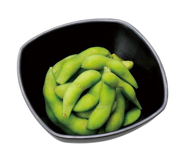「枝豆」(190円)/なか卯 堺筋周防町店
