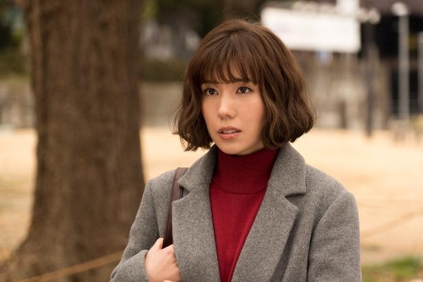 「ホリデイラブ」で主演を務めている仲里依紗