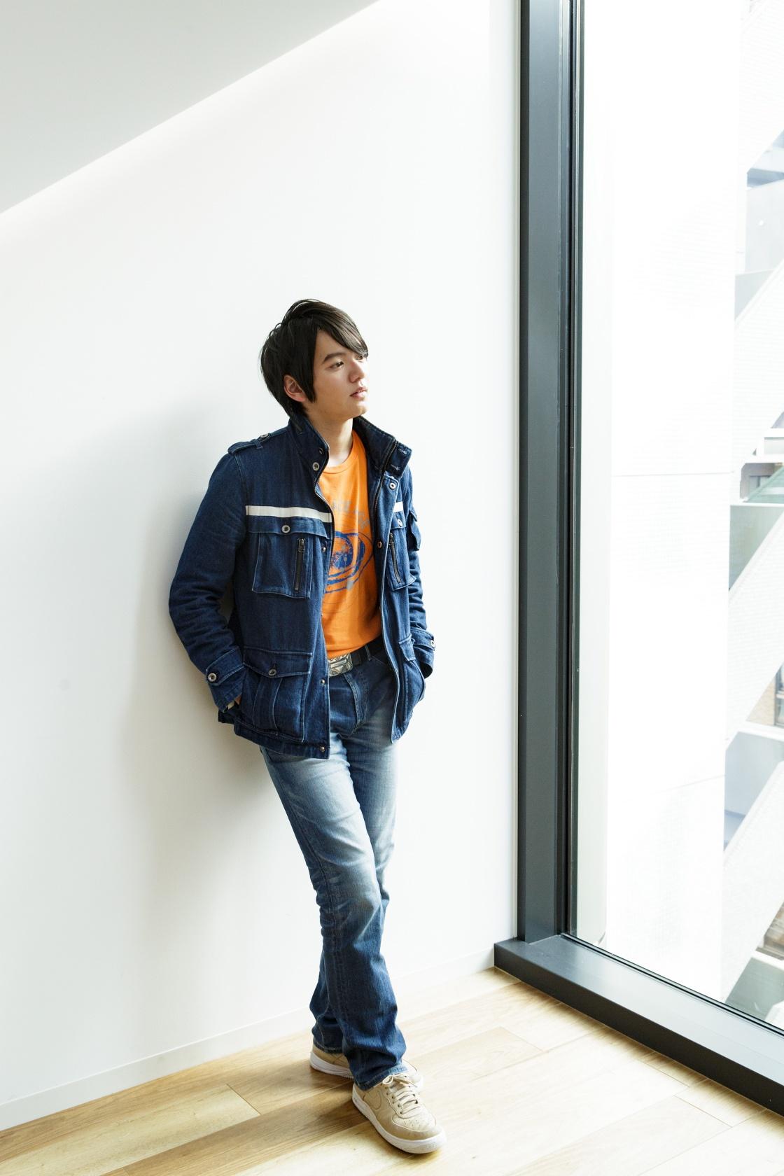 今年は出演作が目白押しの濱田。大ブレイクの予感が著しい
