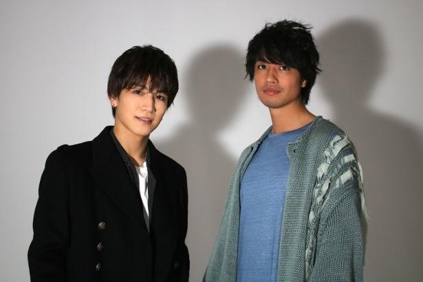 『去年の冬、きみと別れ』で共演した岩田剛典と斎藤工