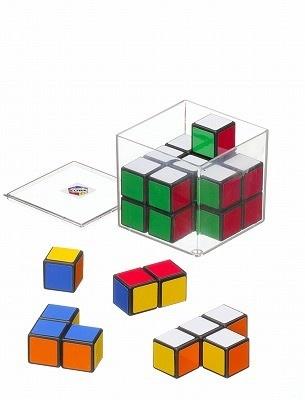 立体パズル特有の攻略法「大きなパーツから」という概念は捨てるのが上達のコツなんだとか