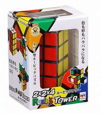 「2×2×4 ルービックタワー」(1890円)